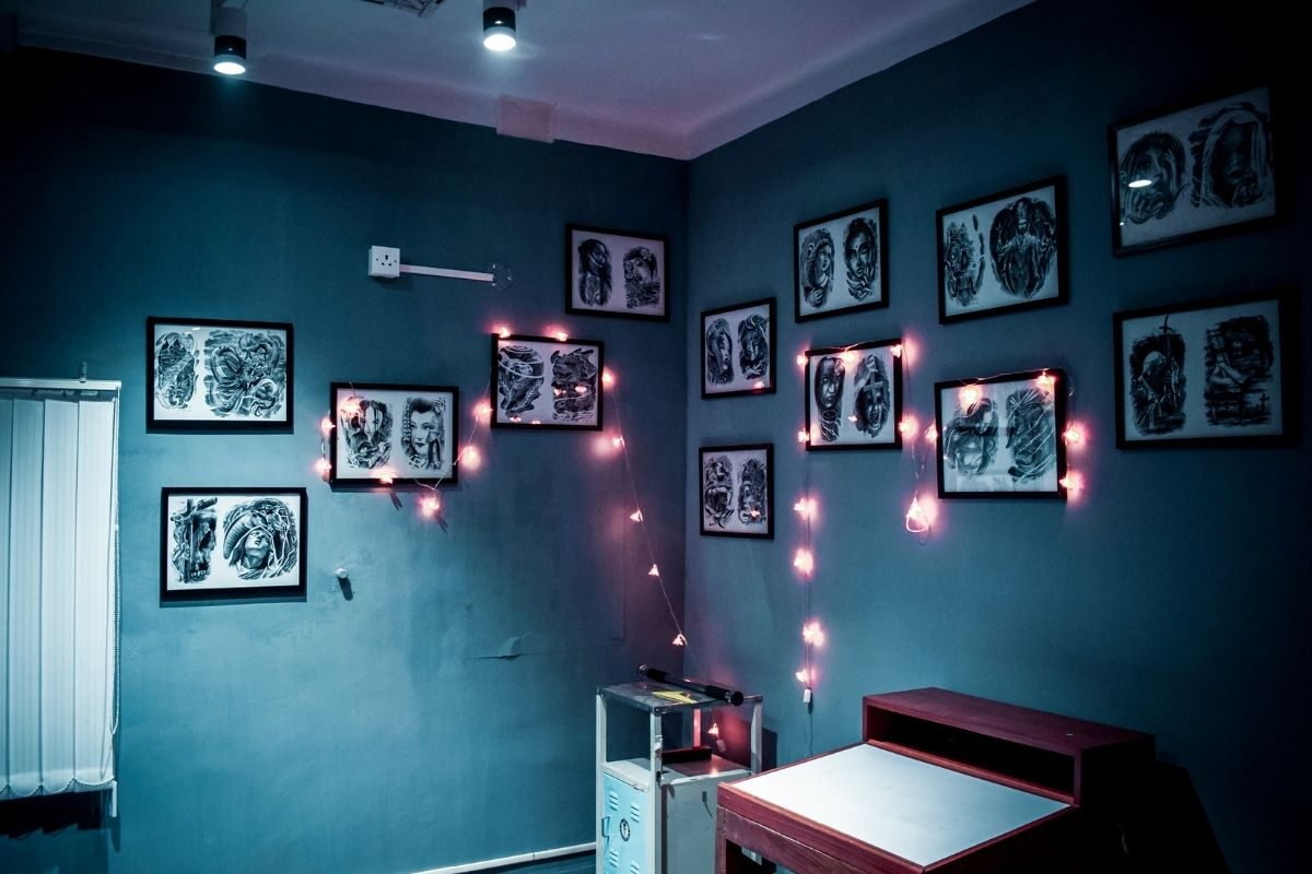 The Best and Biggest Tattoo Studio in Kolkata!
